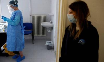 Κορονοϊός : 790 νέα κρούσματα και 10 θάνατοι – Στους 84 οι διασωληνωμένοι