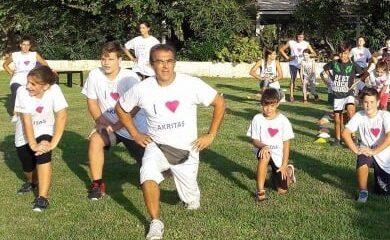 ΓΣ Ακρίτας 2016: Ανανεωμένο Εβδομαδιαίο Πρόγραμμα Γυμναστικής και Προπονήσεων Στίβου για τα Παιδιά και του Γονείς τους 27