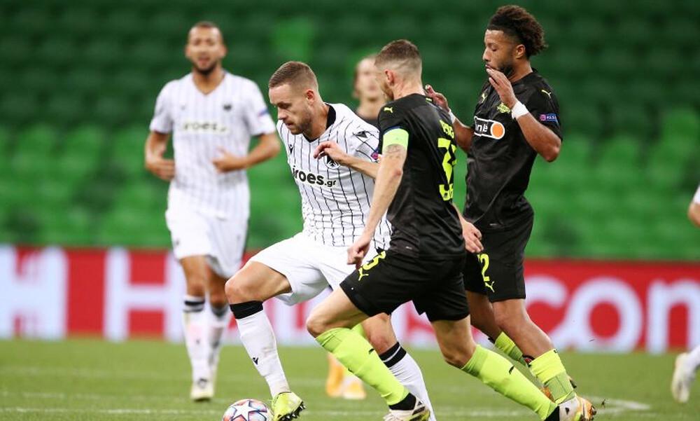 Κράσνονταρ – ΠΑΟΚ 2-1: Έχασε αλλά δεν… χάθηκε