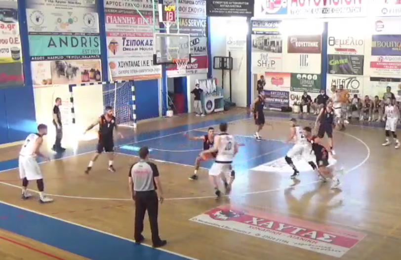 Κύπελλο Ελλάδας Μπάσκετ: Εύκολα το Μαρούσι και το Παγκράτι!