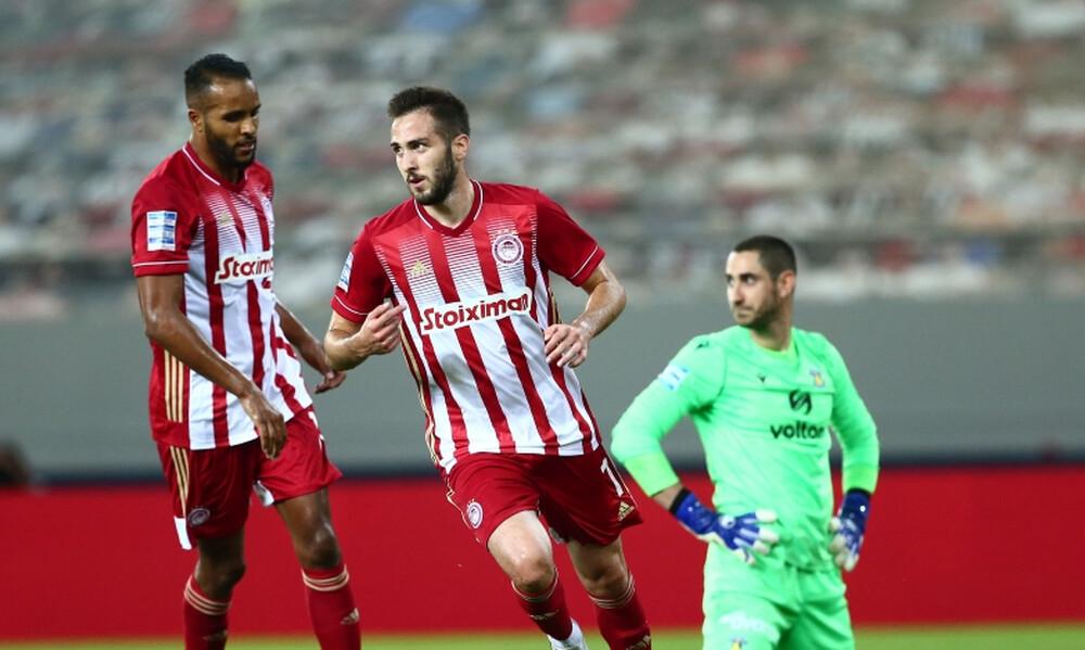 Ολυμπιακός – Αστέρας Τρίπολης 3-0: Οι αλλαγές έδωσαν τη νίκη (+videos)