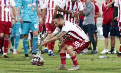 Ολυμπιακός-Αστέρας Τρίπολης: Πρεμιέρα για τους πρωταθλητές