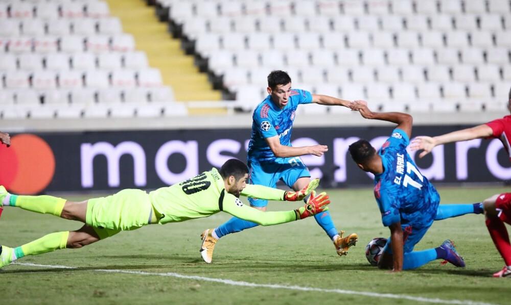 Ομόνοια – Ολυμπιακός 0-0: Εύκολα κι απλά στους ομίλους του Champions League