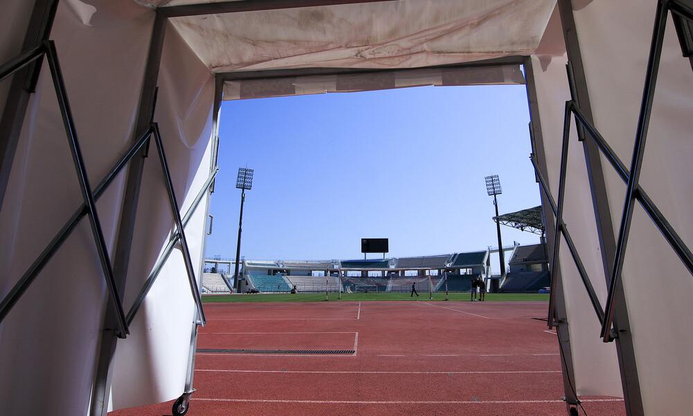 Τελικός Κυπέλλου: Οριστικά στο Πανθεσσαλικό στις 12 Σεπτεμβρίου