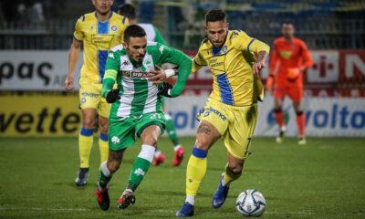 Super League 1: Ξεχωρίζει η «μάχη» της Τρίπολης 5