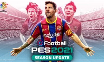 Video Review του ολόφρεσκου eFootball PES 2021