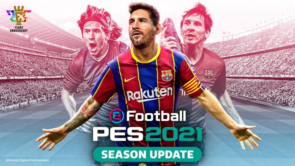 Video Review του ολόφρεσκου eFootball PES 2021