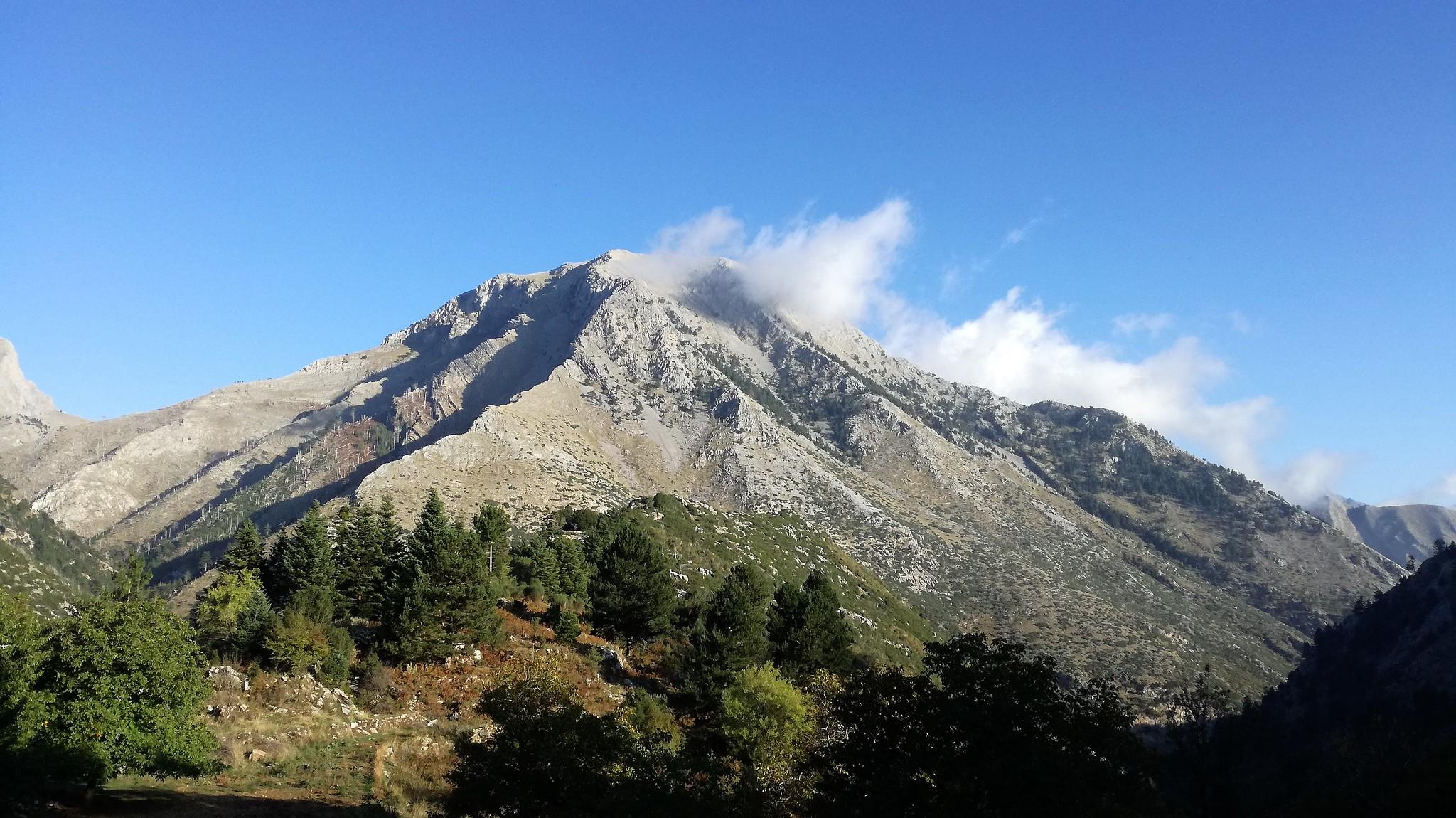 ΕΟΣ Καλαμάτας: Ανάβαση στο Τραγοβούνι Ταϋγέτου (Κυριακή 20 Σεπτεμβρίου 2020)