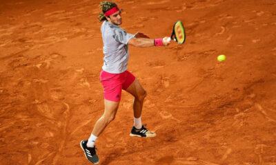 «Αυτοκτονία» Τσιτσιπά, έχασε μέσα από τα χέρια του τον πρώτο τίτλο ATP 500 της καριέρας του