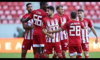 Ολυμπιακός - Απόλλων Σμύρνης 2-0: Γκολ και highlights (video) 26