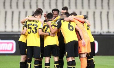 """ΑΕΚ-Μπράγκα: Νίκη στον """"τελικό"""" 12"""