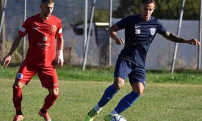 Με Κώστα Γεωργακόπουλο βασικό, ο Απόλλων Λάρισας 2-0 τον Δωτιέα! 14