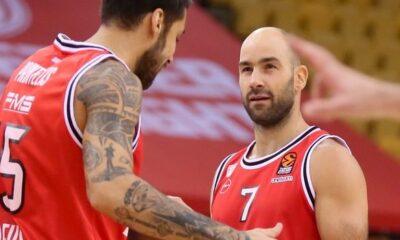 Το μπασκετικό πρόγραμμα της ημέρας: Δοκιμάζεται κόντρα στην Μπασκόνια ο Ολυμπιακός 8