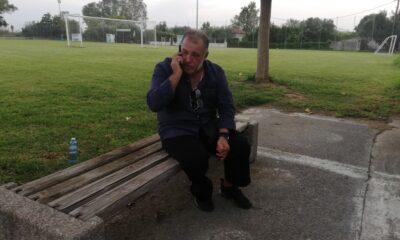 """Γιώργος Ράλλης: """"Περιμένουμε να παίξουμε, όμως αργούμε πολύ..."""" 19"""