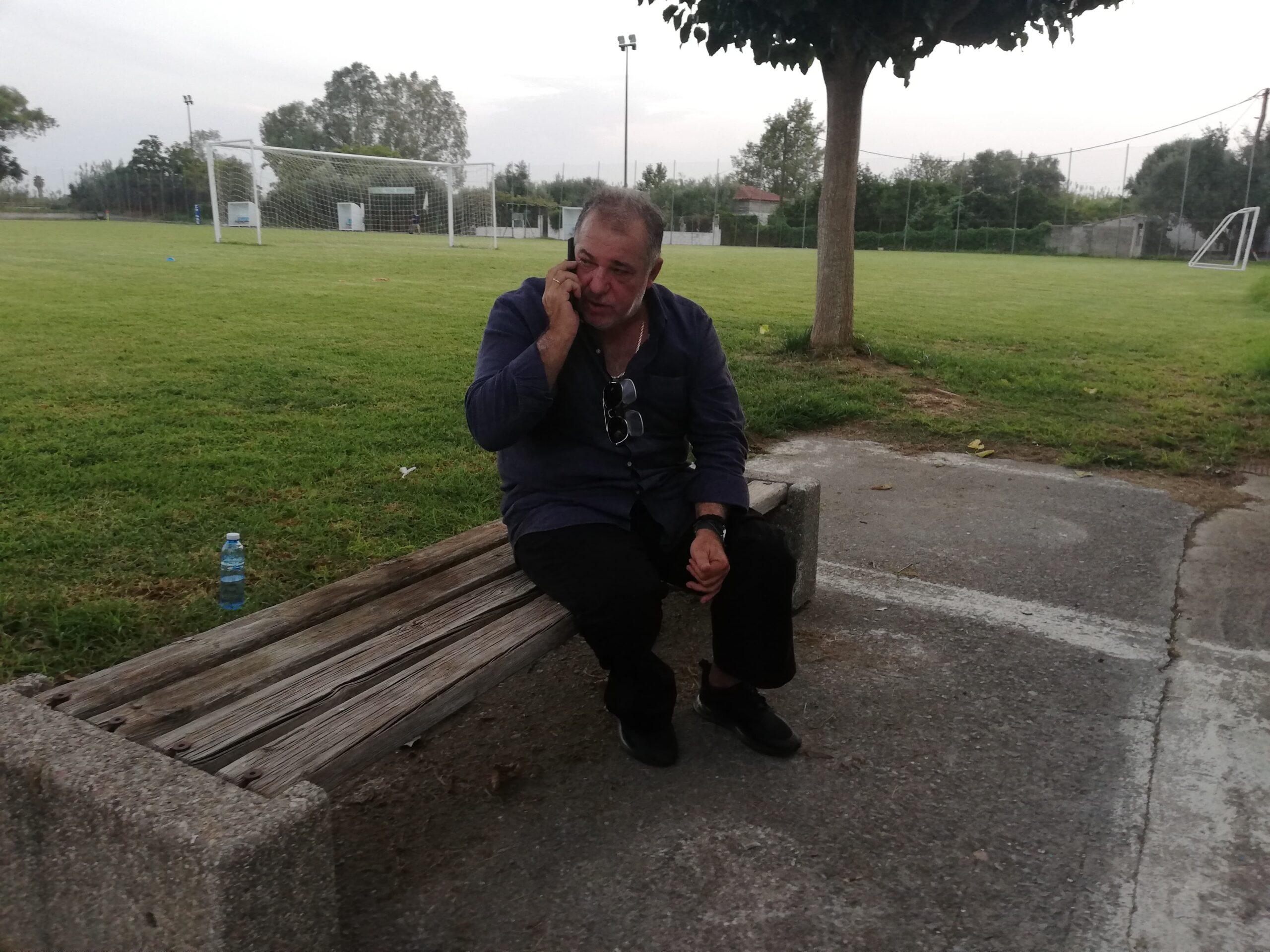 """Γιώργος Ράλλης: """"Περιμένουμε να παίξουμε, όμως αργούμε πολύ…"""""""