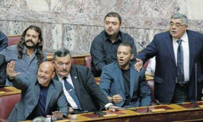 Ιστορική απόφαση : Εγκληματική οργάνωση η Χρυσή Αυγή – Ενοχοι Μιχαλολιάκος και όλοι οι πρώην βουλευτές 14