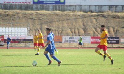 Πολύ καλή η Νέα Αρτάκη, 2-0 νίκησε όμως το Ύπατο 8