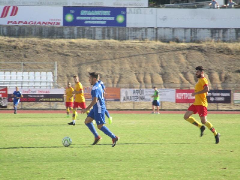 Πολύ καλή η Νέα Αρτάκη, 2-0 νίκησε όμως το Ύπατο