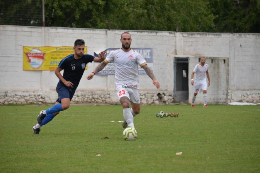 Καλός ξανά ο Ολυμπιακός Βόλου, την νίκη όμως ο Απόλλωνας Λάρισας με 2-1