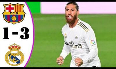 Μπαρτσελόνα - Ρεάλ 1-3 : Τα γκολ (video) 10