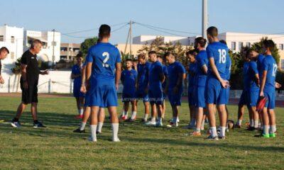 Έκτακτο: Στην Αθήνα έδρα η Σαντορίνη, στις 14 (!) Νοεμβρίου ζητά έναρξη της Football League... 16