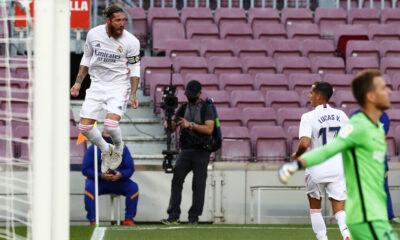 Μπαρτσελόνα – Ρεάλ Μαδρίτης 1-3: Στα ντέρμπι είναι αλλιώς…