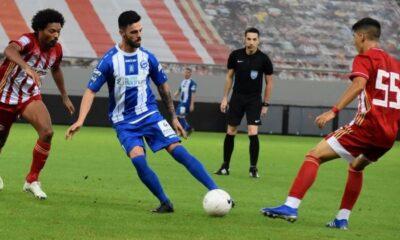Ολυμπιακός: Νίκησε 2-0 τα Χανιά με Χασάν και Σουντανί 26