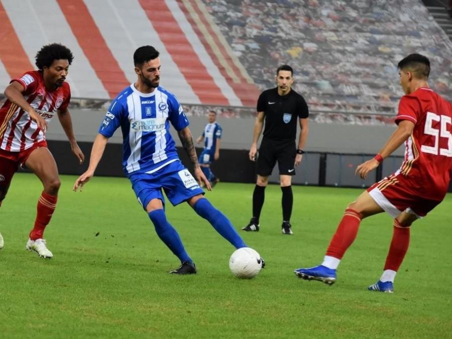 Ολυμπιακός: Νίκησε 2-0 τα Χανιά με Χασάν και Σουντανί