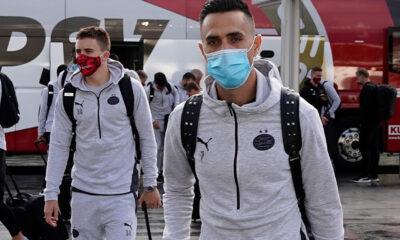 Ομόνοια-Αϊτχόφεν: Απαγορεύτηκε η είσοδος στην Κύπρο σε δύο παίκτες της PSV!