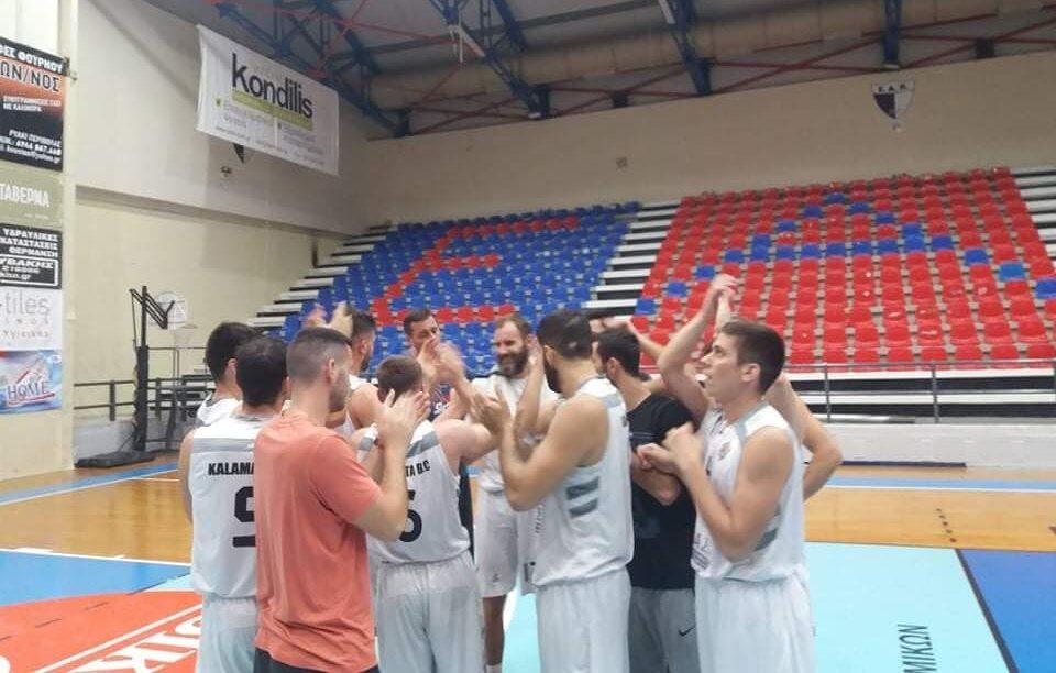 Γ' Εθνική Μπάσκετ (1ος όμιλος): Απολαυστική Καλαμάτα BC, ήττα για Δίωνα Κυπαρισσίας