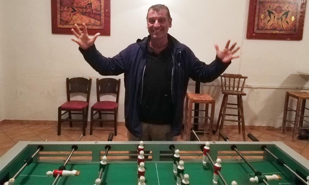 """Γεωργούντζος: """"Πολύ καλύτερος ο ΠΑΟΚ από την ΑΕΚ""""! (video)"""