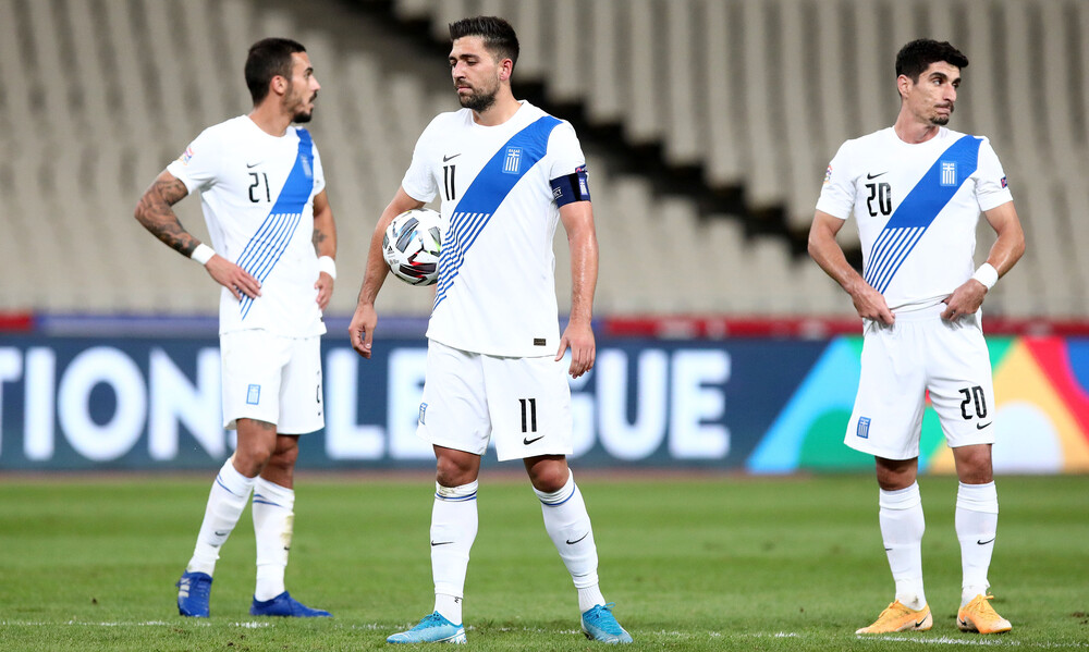 Ελλάδα-Κόσοβο 0-0: Διπρόσωπη, έκανε δώρο την κορυφή