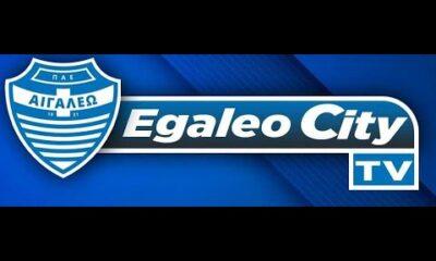 Παρουσίασε το Egaleo City TV! 25