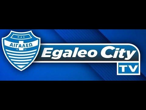 Παρουσίασε το Egaleo City TV!
