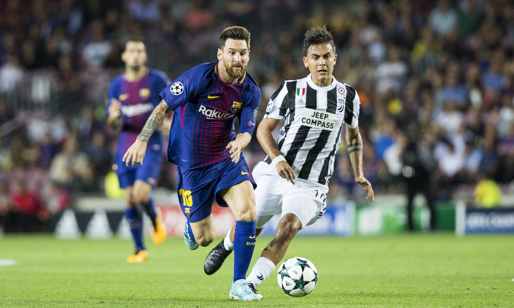 Champions League: Τιτανομαχία στο Τορίνο – Με απουσίες το Γιουβέντους-Μπαρτσελόνα