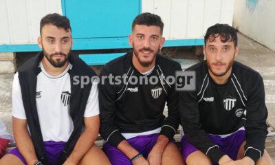 """Ηλιόπουλος: """"Ρόστερ για Super League 2 και πάνω, η Μαύρη Θύελλα""""!"""