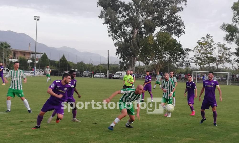 Καλαμάτα – Μολαϊκός 1-0: Άξιζε περισσότερα, η Μαύρη Θύελλα… (+photos)