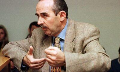 Συγκίνηση: Πέθανε ο Γιώργος Καλύβας 14