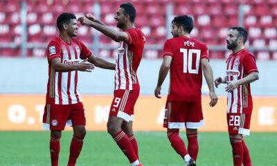 Ολυμπιακός - Απόλλων Σμύρνης 2-0: Ξέσπασε και κέρδισε 6