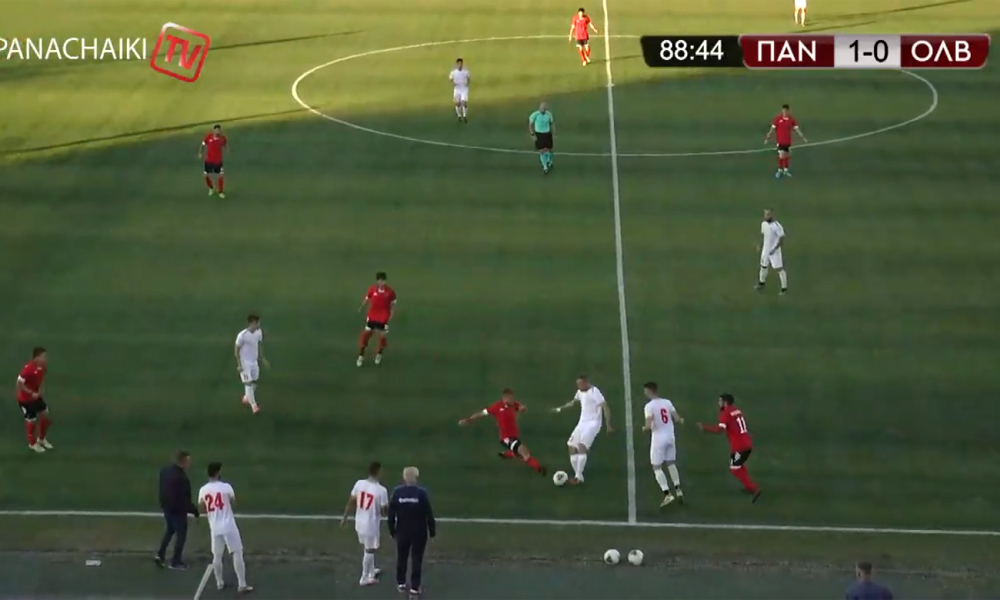Παναχαϊκή – Ολυμπιακός Βόλου 1-0: Με Παπαδόπουλο νικά… (+video)