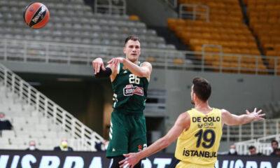 Παναθηναϊκός ΟΠΑΠ-Φενέρμπαχτσε 82-68: Με…μανία Νέντοβιτς
