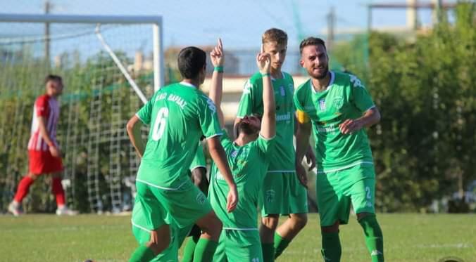 ΠΑΟ Βάρδας – Παλληξουριακός 1-0: Τρίποντο για τους πράσινους