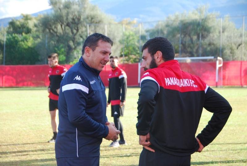 """Έφυγε ο Παπαδόπουλος από Παναχαϊκή, """"παίζει"""" πάλι του Αμανατίδη…"""