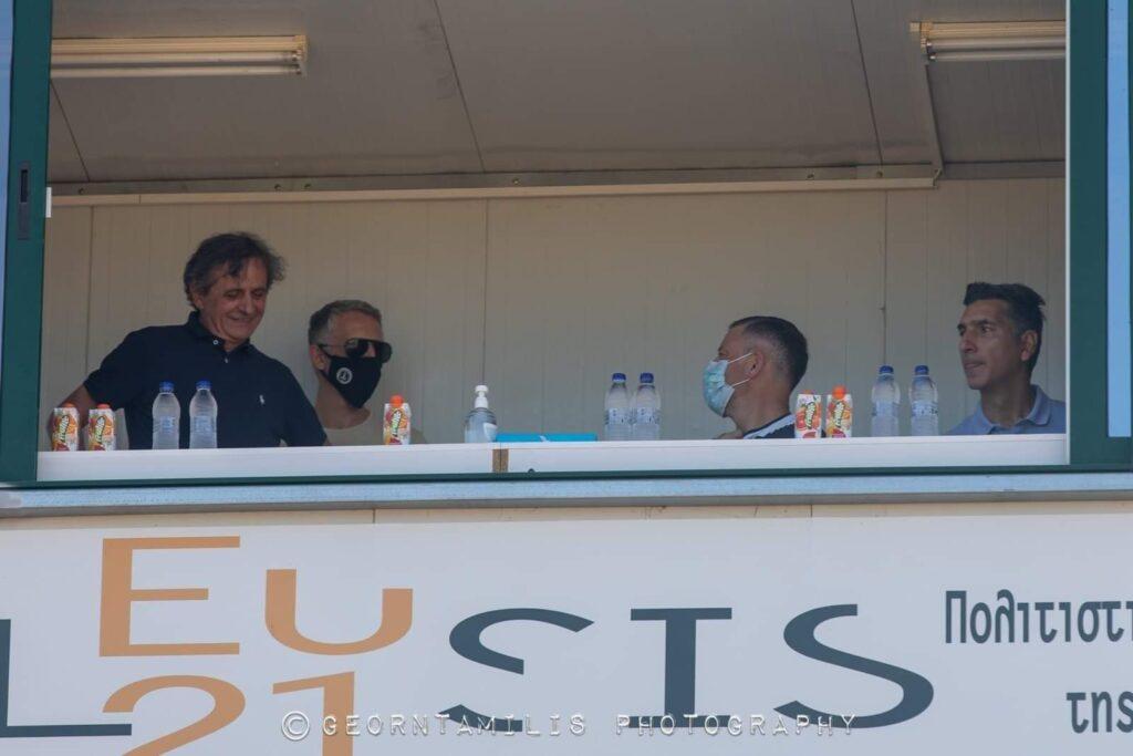 Ιδού ο Μαρκ Κλάτενμπεργκ στην Ελευσίνα! (pics)