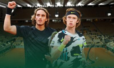Roland Garros: Η μεγάλη μέρα του Στέφανου Τσιτσιπά 16