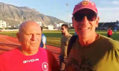 Ο Γιώργος Βαζάκας για το φιλικό του Αστέρα Βλαχιώτη με την Καλαμάτα (video) 8
