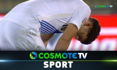 Ελλάδα - Σλοβενία 0-0: Οι φάσεις του αγώνα (video) 8