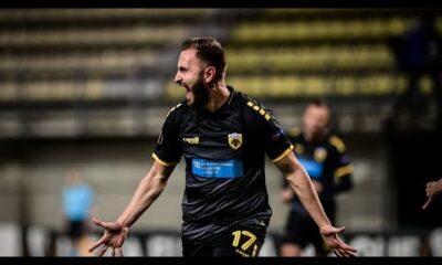 Ζόρια - ΑΕΚ 1-4: Γκολ και highlights (video) 11