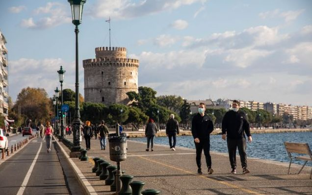 Κοροναϊός : Πάνω από 1.200 κρούσματα σε Θεσσαλονίκη και Αττική, τα αναλυτικά σε όλη την χώρα…