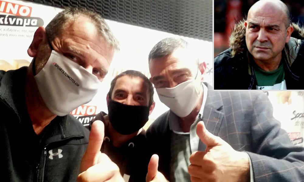 """Χατζάρας: """"Το ποδόσφαιρο γέμισε παράγοντες στοιχηματζήδες, χωρίς δίπλωμα ο Γκαρσία, """"Audi"""" o Άρης""""! (+ΗΧΗΤΙΚΟ)"""